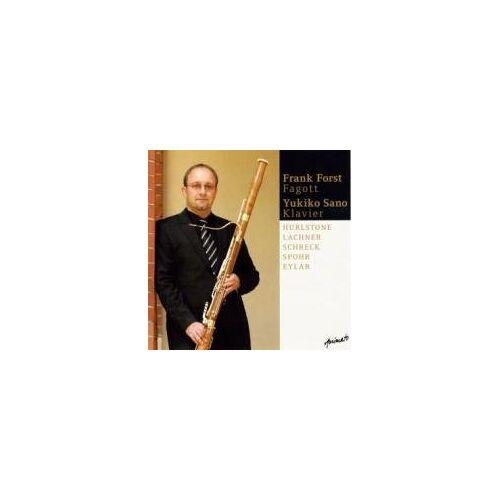 Frank Forst - Werke für Fagott und Klavier - Preis vom 20.10.2020 04:55:35 h
