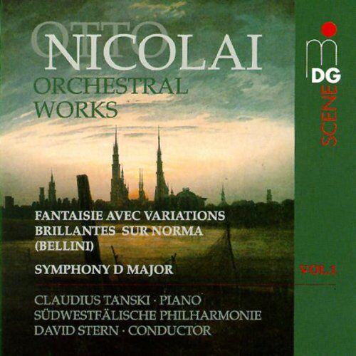 Tanski - Orchesterwerke Vol. 1 - Preis vom 06.03.2021 05:55:44 h