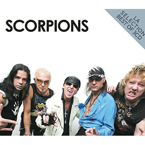 Scorpions - La Selection Scorpions - Preis vom 05.03.2021 05:56:49 h