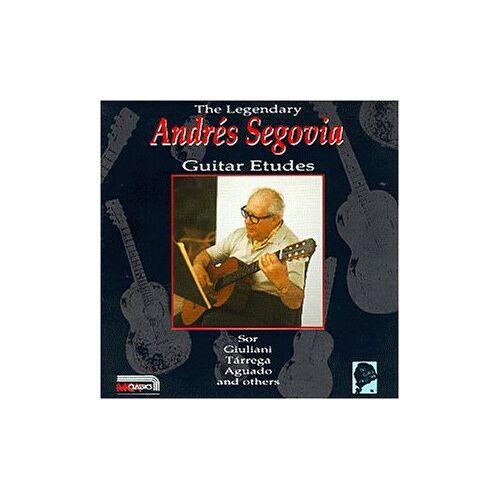 Andres Segovia - Segovia Collection Vol.7 - Preis vom 19.01.2021 06:03:31 h
