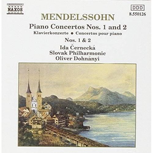 Piano Concertos Nos.1 - Piano Concertos Nos. 1 & 2 [Cer - Preis vom 18.04.2021 04:52:10 h