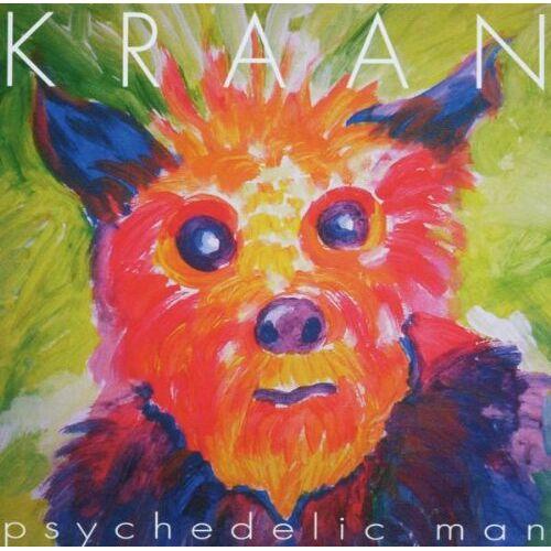Kraan - Psychedelic Man - Preis vom 16.04.2021 04:54:32 h