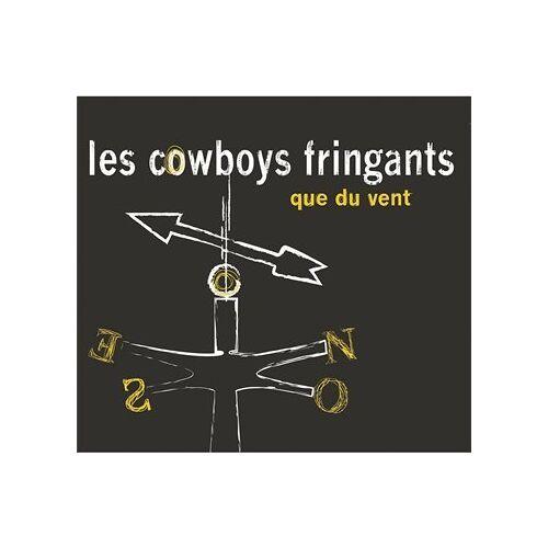 Les Cowboys Fringants - Que du Vent - Preis vom 13.04.2021 04:49:48 h