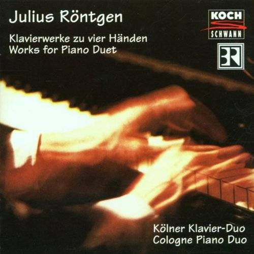 das Kölner Klavier-Duo - Werke für Klavier zu vier Händen - Preis vom 20.10.2020 04:55:35 h
