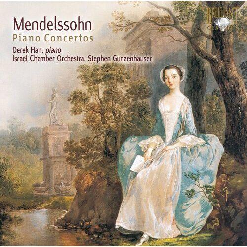Derek Han - Mendelssohn: Piano Concertos - Preis vom 16.04.2021 04:54:32 h