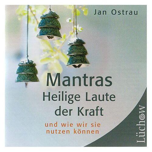 Jan Ostrau - Mantras - Preis vom 12.04.2021 04:50:28 h