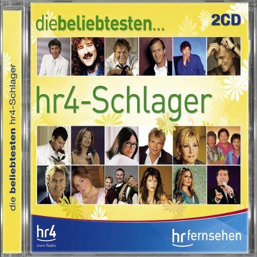 Various - Die Beliebtesten Hr4 Schlager - Preis vom 20.10.2020 04:55:35 h