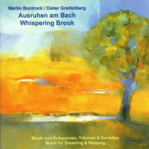 Martin Buntrock - Ausruhen am Bach - Preis vom 20.10.2020 04:55:35 h