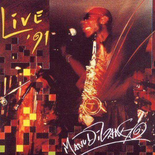 Manu Dibango - Live '91 - Preis vom 17.10.2019 05:09:48 h