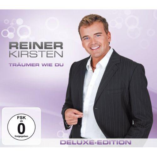 Reiner Kirsten - Träumer Wie Du - Deluxe Edition (12 Titel auf CD + 3 Musikvideos) - Preis vom 14.04.2021 04:53:30 h