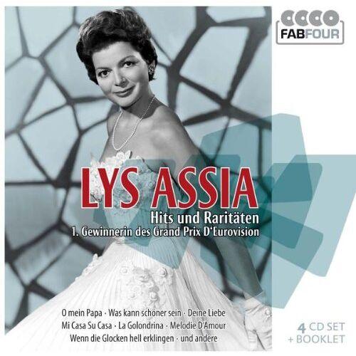 Lys Assia - Hits und Raritäten - Preis vom 05.09.2020 04:49:05 h