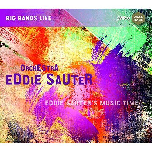 Orchestra Eddie Sauter - Eddie Sauter's Music Time - Preis vom 10.04.2021 04:53:14 h