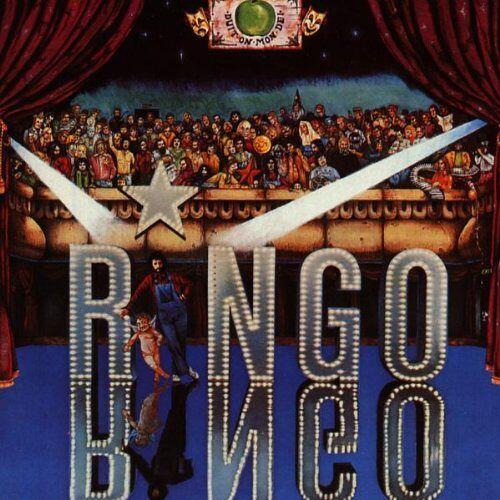 Ringo Starr - Ringo - Preis vom 20.10.2020 04:55:35 h