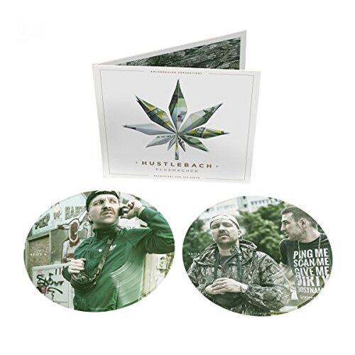 Plusmacher - Hustlebach (2lp Picture Disc Gatefold Ltd) [Vinyl LP] - Preis vom 09.04.2021 04:50:04 h