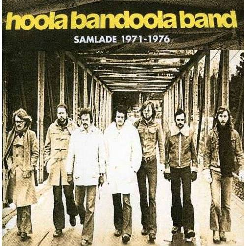 Hoola Bandoola Band - Samlade 1971-76 - Preis vom 27.02.2021 06:04:24 h