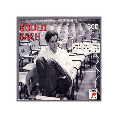 Glenn Gould - Gould/Bach - Preis vom 20.10.2020 04:55:35 h