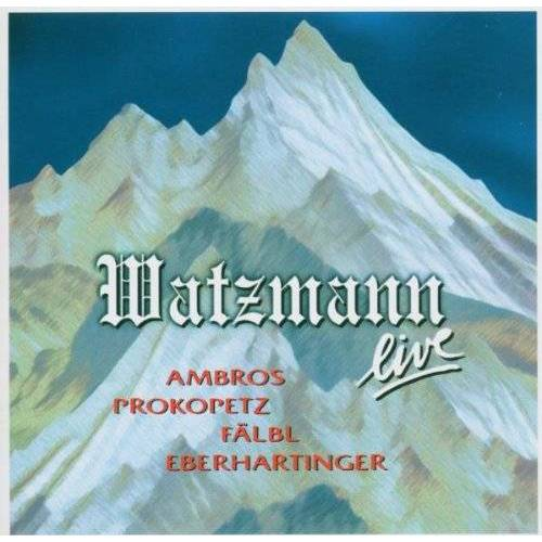 Ambros - Watzmann Live 2005 - Preis vom 13.04.2021 04:49:48 h