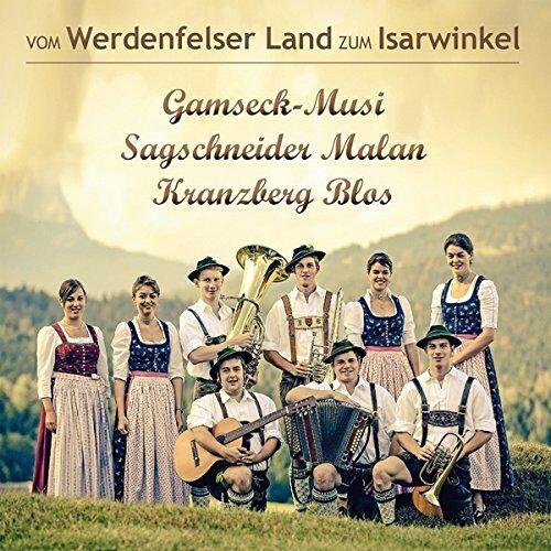 Gamseck-Musi - Vom Werdenfelser Land Zum Isarwinkel - Preis vom 05.03.2021 05:56:49 h