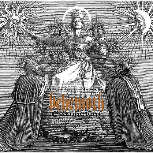 Behemoth - Evangelion - Preis vom 10.05.2021 04:48:42 h