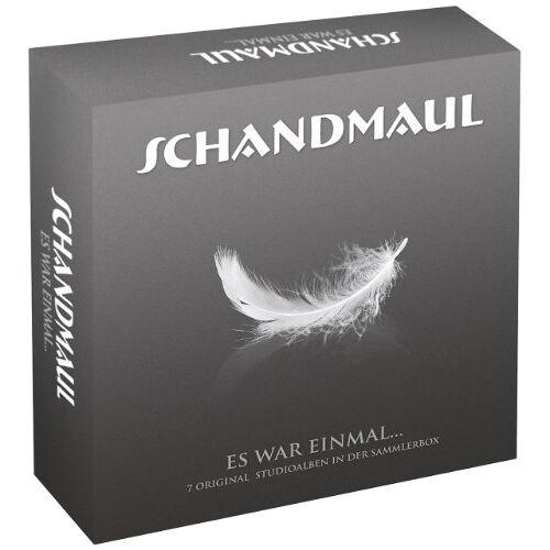 Schandmaul - Es War Einmal... - Preis vom 20.10.2020 04:55:35 h