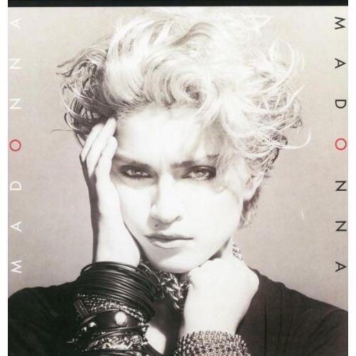 Madonna - Madonna [Vinyl LP] - Preis vom 21.01.2020 05:59:58 h