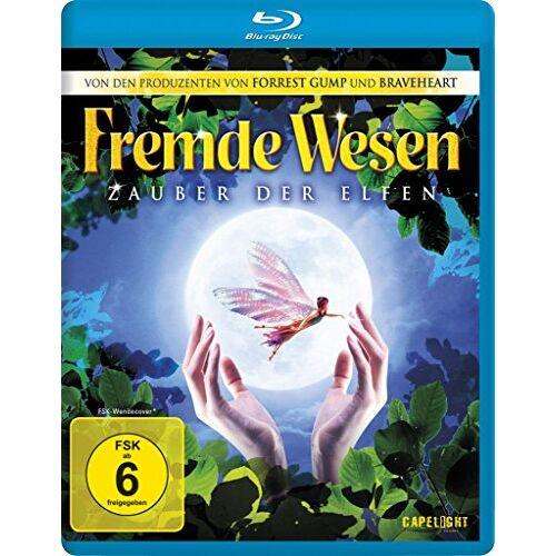 Charles Sturridge - Fremde Wesen - Zauber der Elfen (Blu-Ray) - Preis vom 13.05.2021 04:51:36 h