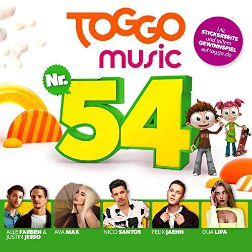 Various - Toggo Music 54 - Preis vom 15.04.2021 04:51:42 h