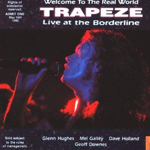 Trapeze - Live at Borderline - Preis vom 15.05.2021 04:43:31 h