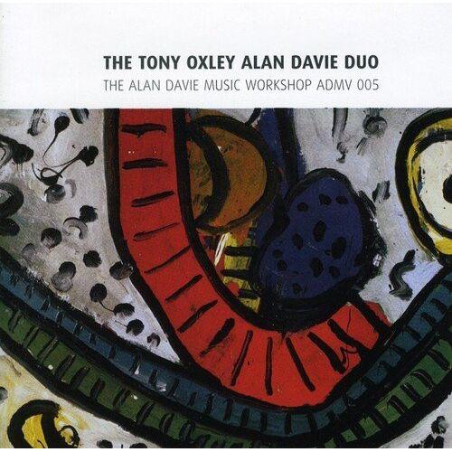 T. Oxley - The Tony Oxley Alan Davie Duo - Preis vom 18.10.2020 04:52:00 h