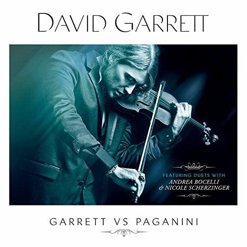 David Garrett - Garrett Vs Paganini - Preis vom 13.05.2021 04:51:36 h
