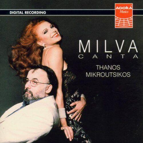 Milva - Milva canta Thanos Mikroutsikos - Preis vom 17.10.2019 05:09:48 h