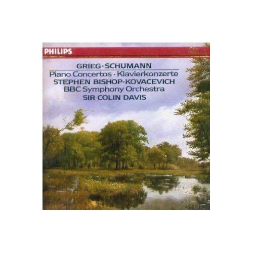 Bishop/Davis - Grieg/Schumann:Piano Ctos. - Preis vom 13.05.2021 04:51:36 h