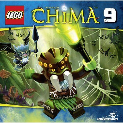 Lego Legends of Chima - Lego Legends of Chima (Hörspiel 9) - Preis vom 25.02.2020 06:03:23 h