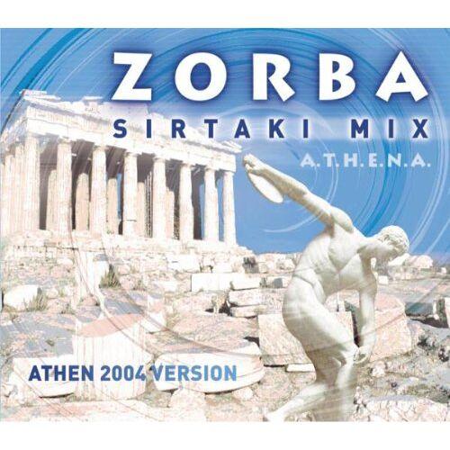 A.T.H.E.N.a. - Zorba-Sirtaki Mix Athen 2004 - Preis vom 16.04.2021 04:54:32 h