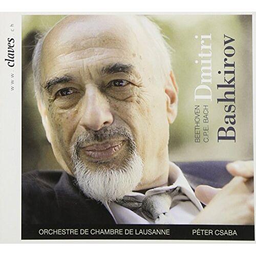 Bashkirov - Dmitri Bashkirov,Klavier - Preis vom 14.05.2021 04:51:20 h