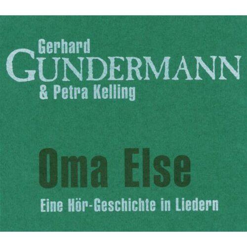 Gerhard Gundermann - Oma Else - Preis vom 23.02.2021 06:05:19 h