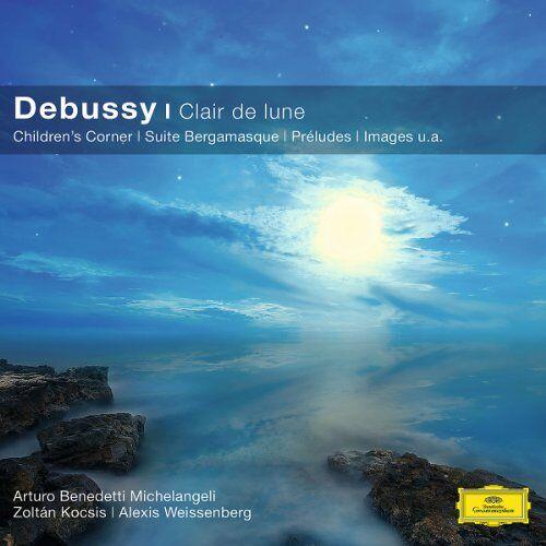 Z. Kocsis - Debussy-Clair de Lune (Cc) - Preis vom 13.09.2019 05:32:03 h