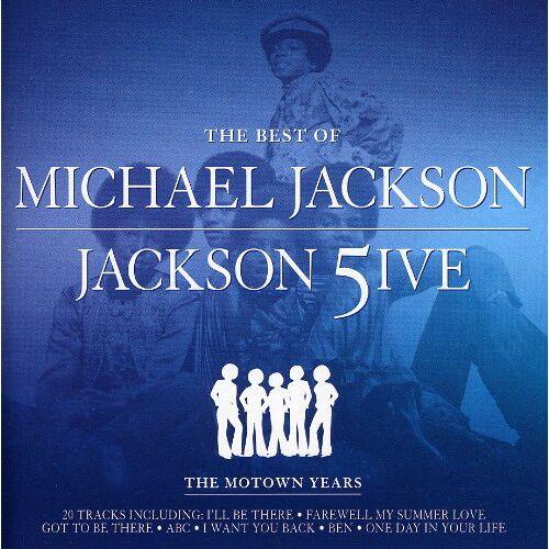 Jackson, Michael & Jackson 5 - Best of Michael Jackson - Preis vom 28.01.2020 05:57:10 h