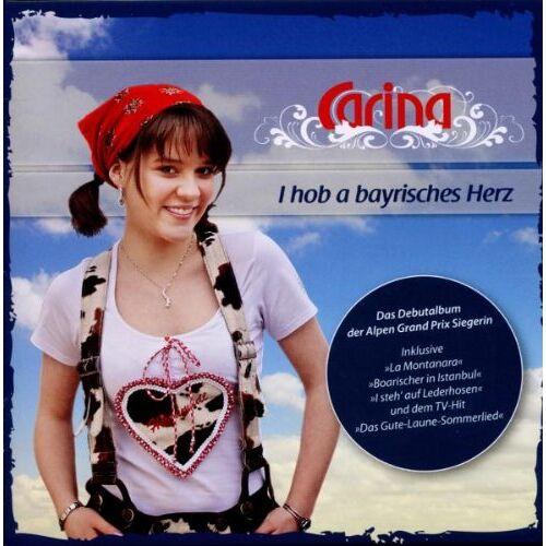 Carina - I Hob a Bayrisches Herz - Preis vom 06.05.2021 04:54:26 h
