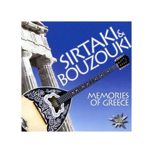 Various - Sirtaki & Bouzouki - Preis vom 24.02.2021 06:00:20 h