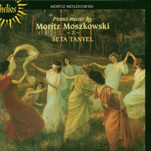 Seta Tanyel - Moszkowski Piano Music Vol.2 - Preis vom 23.01.2021 06:00:26 h