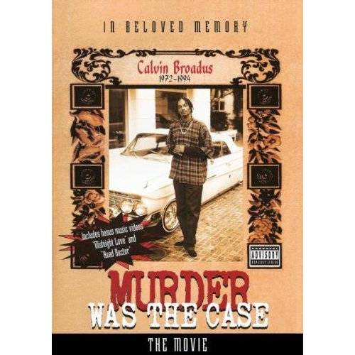 - Snoop Doggy Dogg - Murder was the Case - Preis vom 21.10.2020 04:49:09 h