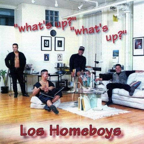 Los Homeboys - What's Up What's Up - Preis vom 11.04.2021 04:47:53 h