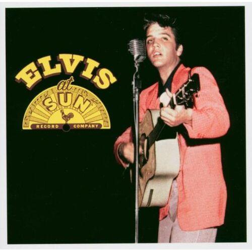 Elvis Presley - Elvis at Sun - Preis vom 01.03.2021 06:00:22 h