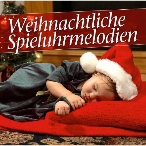 Various - Weihnachtliche Spieluhrmelodien - Preis vom 06.04.2020 04:59:29 h