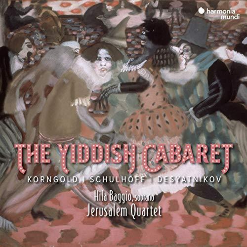 Hila Bagio - The Yiddish Cabaret - Preis vom 12.08.2019 05:56:53 h