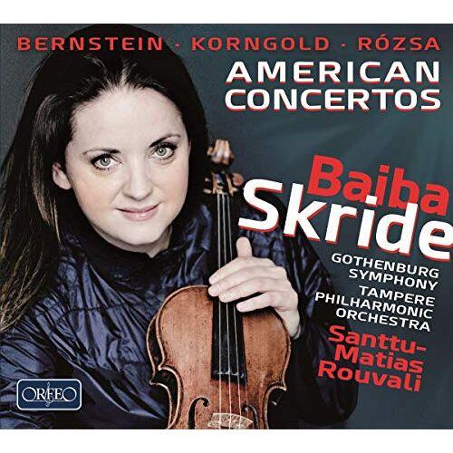 Baiba Skride - American Concertos - Preis vom 22.10.2020 04:52:23 h