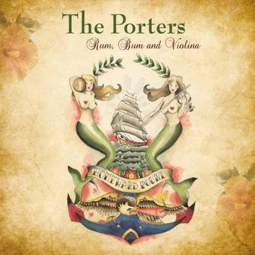 the Porters - Rum,Bum & Violina - Preis vom 11.05.2021 04:49:30 h