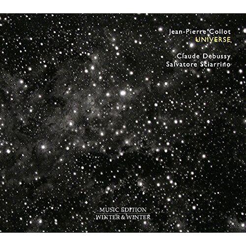 Jean-Pierre Collot - Universe - Preis vom 10.05.2021 04:48:42 h