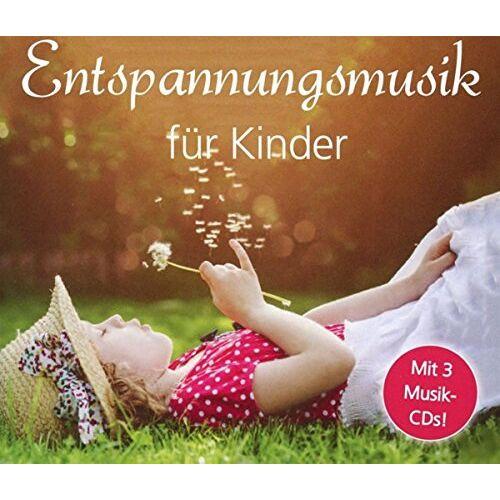 Various - Entspannungsmusik Für Kinder - Preis vom 16.01.2021 06:04:45 h